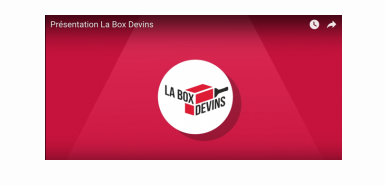 Testez gratuitement la box Devins chez Sampleo