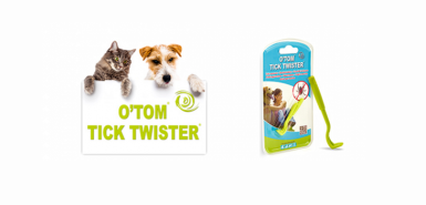 Testez gratuitement le O'Tom Tick Twister