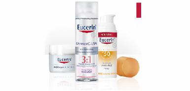 La Routine Prevention à tester gratuitement chez Eucerin