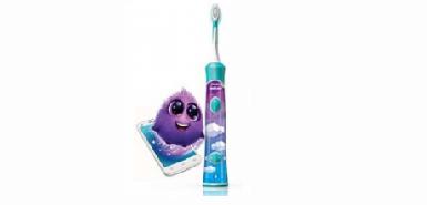 Une brosse à dents Sonicare Kid à tester gratuitement