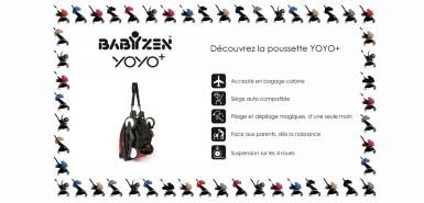 Test produit Consobaby : Poussette Yoyo+