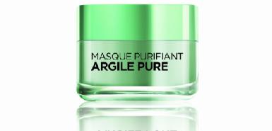 Recevez gratuitement le masque Argile Pure sur Au féminin