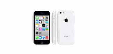 Jusqu'à 30€ remboursés sur un iPhone 5C 16Go et 32Go reconditionné SLP