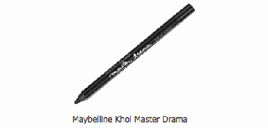 Test produit Toluna : Maybelline Khol Master Drama