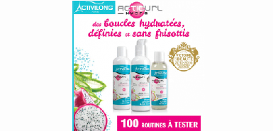 Test prdouit Beauté-test : Wash&go d'Acticurl Hydr