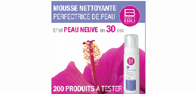 Test produit Beaute-test : Mousse Nettoyante Perfectrice