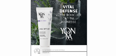 Test produit Beaute-test : Vital Defense de Yon-Ka