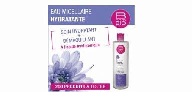 Test de produit : Eau Micellaire Hydratante de Bcombio