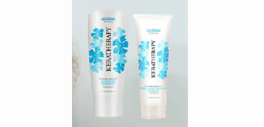 Test produit Gouiran beauté : 10 duos shampooing et masque de keratherapy sur mag Gouiran beauté
