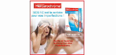Test produit beaute-test : Stylo SOS Imperfections
