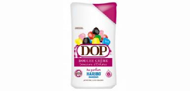 Test produit famili : Douche crème douceur d'enfant