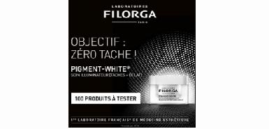 Offre produit Beauté-test :test produit Pigment-White