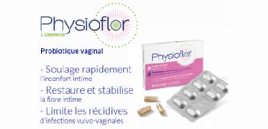 Offre produit Beauté-Test : Physioflor