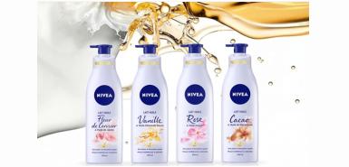 Offre Nivea : lait huiles à tester gratuitement