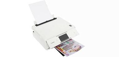 Jusqu'à allant 25€ remboursés sur imprimantejet encremultifonction CANON TS 8051 blanche