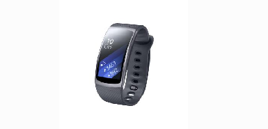 30€ remboursés à l'achat d'un Bracelet connecté Samsung Gear Fit 2 Taille L Noir
