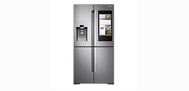 400€ de remboursement à l'achat d'un réfrigérateur Family Hub multi-portes 550 L - RF56M9540SR
