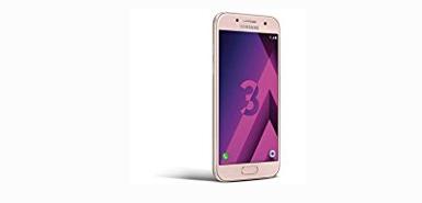 Obtenez jusqu'à 50€ de remboursement pour  Samsung Galaxy A3 2017 Smartphone portable débloqué 4G
