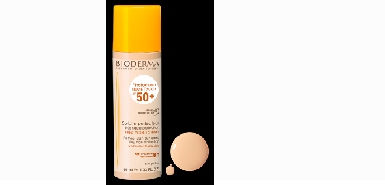 Offre Bioderma:  NUDE Touch SPF 50+ Teinte Naturelle