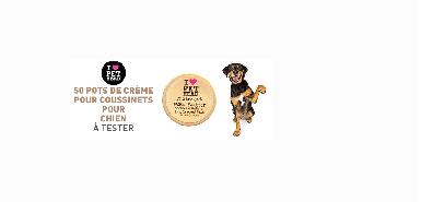 Testez gratuitement le beurre pour coussinets Pet Head Oatmeal PET HEAD