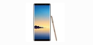 Recevez jusqu'à 100€ remboursés sur un Samsung Galaxy Note8