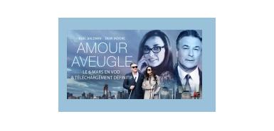 Cine-media : gagnez des codes VOD pour le film Amour Aveugle