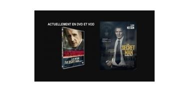 Offre Cine-media : Des DVD du film The Secret Man à gagner !
