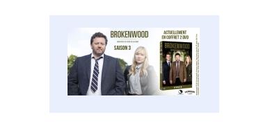 Concours Cine-media : gagnez des coffrets DVD de la saison 3 de Brokenwood