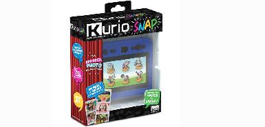 Profitez de 20€ remboursés sur un appareil photo tactile Kurio Snap