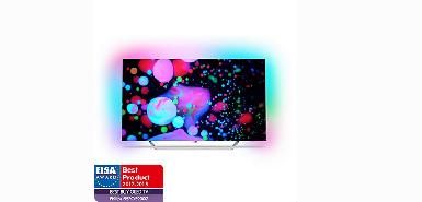 Profitez de 200€ remboursés sur un TV OLED PHILIPS 55POS9002
