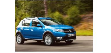 En jeu: un Dacia Sandero Stepway de 13050€
