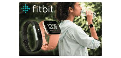 5 bracelets Alta Hr & 5 montres connectées Fitbit à gagner