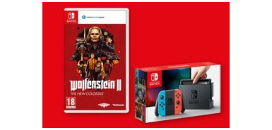 Une console Nintendo Switch offerte