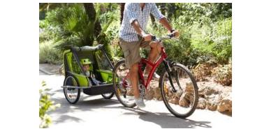Obtenez 15 remorques vélo pour enfants à gagner
