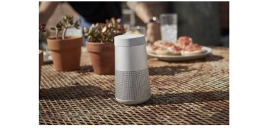Gagnez une enceinte Bose Soundlink Revolve Bluetooth