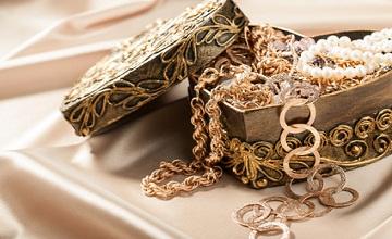 Idées de rangement pour bijoux