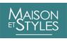 codes promo Maison et Styles