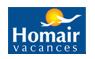 codes promo Homair Vacances
